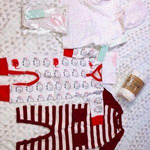 Baby apparel bundle